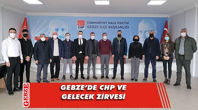 Gelecek Gebze'den CHP'ye ziyaret