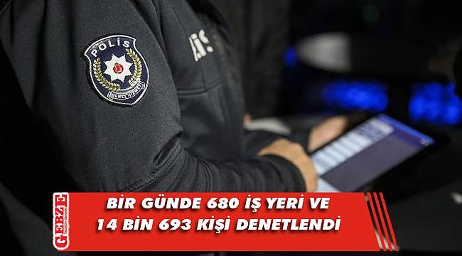 Kocaeli'nde 307 kişiye para cezası