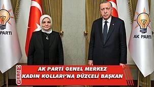 AK Kadınların başkan adayı Keşir oldu