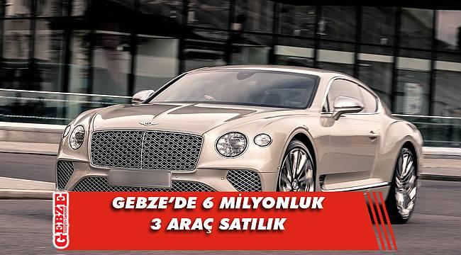 Gebze'deki otomobillerin fiyatları dudak uçuklattı