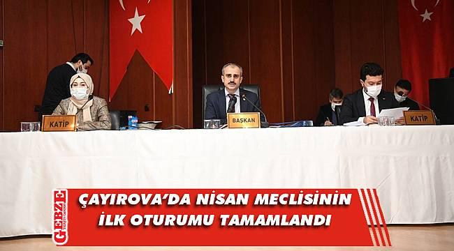 Çayırova'da faaliyet raporu oybirliği ile kabul edildi