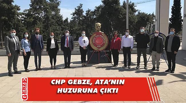 CHP Gebze'den alternatif 23 Nisan kutlaması