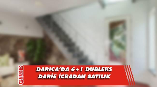 Darıca'da 165 metrekare daire icradan satılık