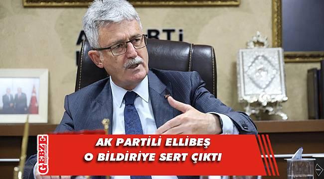 Ellibeş'ten 103 emekli amiralin açıklamasına tepki