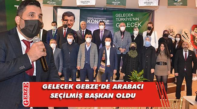 Gelecek Gebze'de kongre heyecanı yaşandı