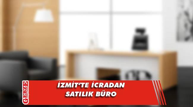 İzmit'te icradan satılık büro