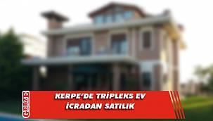 Kandıra'da 250 metrekare ev icradan satılık