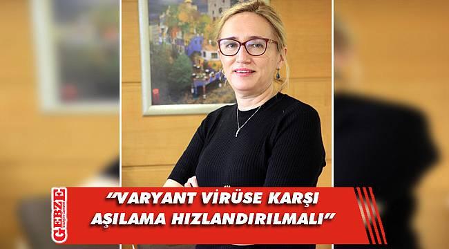 Prof. Dr. Sıla Akhan'dan aşılama uyarısı