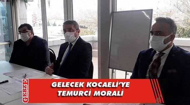 Temurci, Kocaeli'de erken seçim çağrısı yaptı