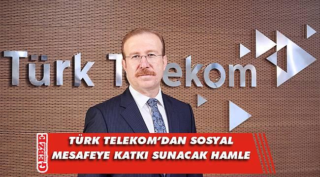 Türk Telekom'dan Safe Steps hamlesi