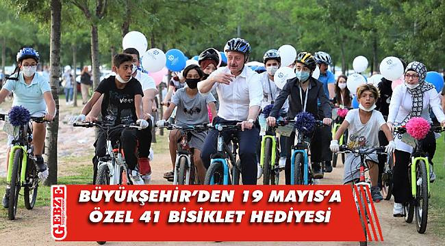 Büyükşehir'den 19 Mayıs yarışması
