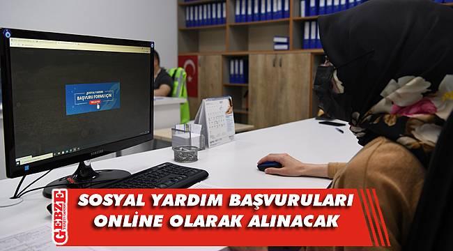 Çayırova Belediyesi, başvuruları online ortama taşıdı