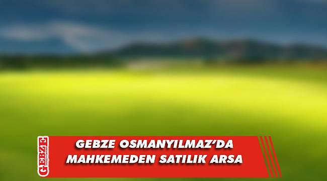 Gebze'de mahkemeden satılık arsa