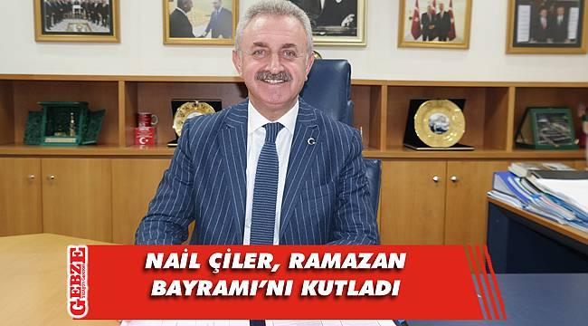 GTO Başkanı Çiler'den Ramazan Bayramı mesajı