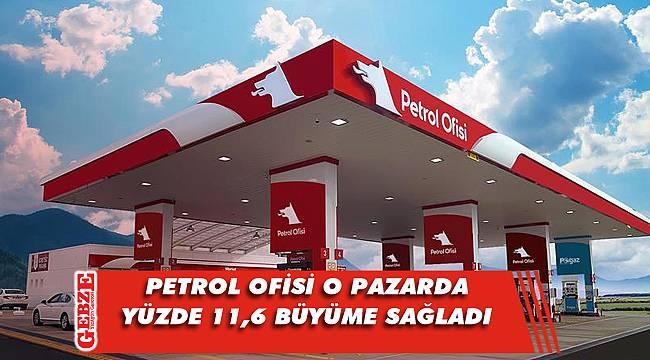 Petrol Ofisi, madeni yağlar pazarındaki payını yüzde 30,5'e taşıdı