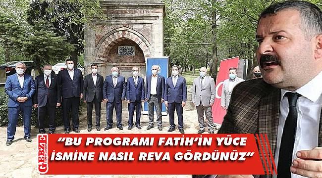 İYİ Partili Uluköylü, o programı eleştirdi