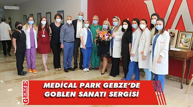 Medical Park Gebze'de 30 yıllık emek sergilendi
