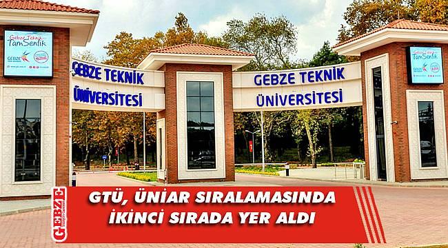 Gebze Teknik Üniversitesi'nden önemli başarı