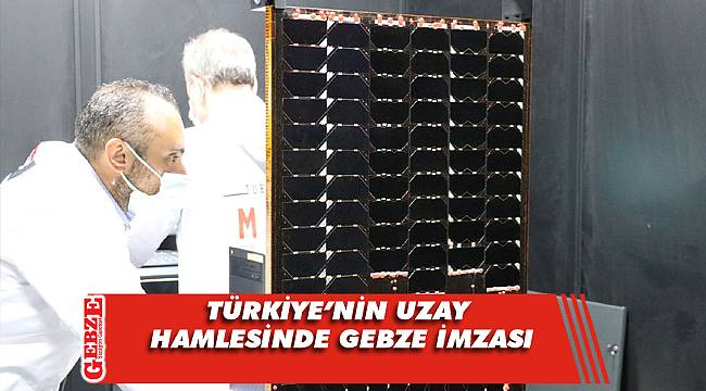 TÜBİTAK MAM'da uzay kalifiye güneş paneli üretildi
