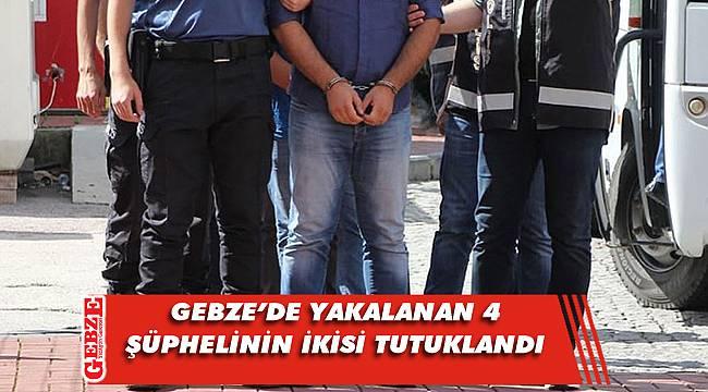 Gebze'deki FETÖ operasyonuna 2 tutuklama