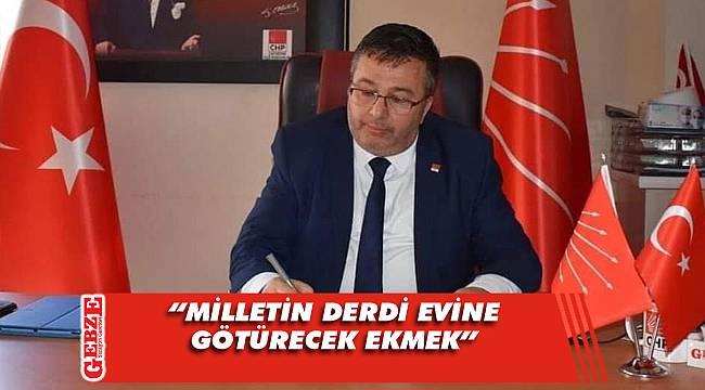 CHP'li Soyluçiçek'ten gündem eleştirisi
