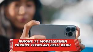 İphone 13 modellerinin fiyatları belli oldu