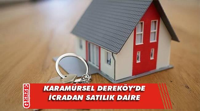 Karamürsel Dereköy'de icradan satılık daire