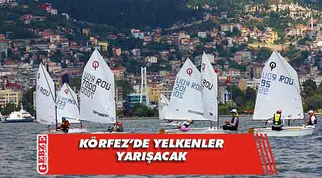 Körfez'de yelkenler yarışacak