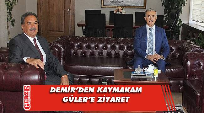 Savunma Sanayii Başkanı'ndan Gebze'de temaslar