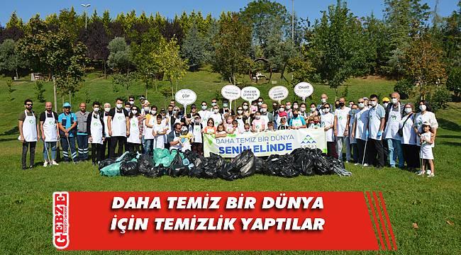 SEDAŞ'tan Dünya Temizlik Günü etkinliği