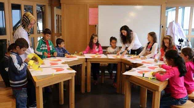 Kocaeli Bilim Merkezi'nden Köy Okullarına Bilim Eğitimi