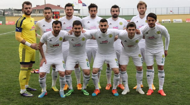 İstikamet Play-Off: 0-1