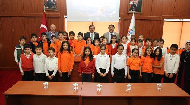 Karabacak yerel yönetimler dersi verdi