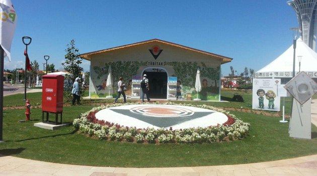 Kocaeli Bilim Merkezi EXPO 2016 Antalya'da