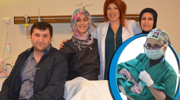 Konak Hastanesi Nin Ilk Bebek Heyecani Saglik Gebze Yenigun