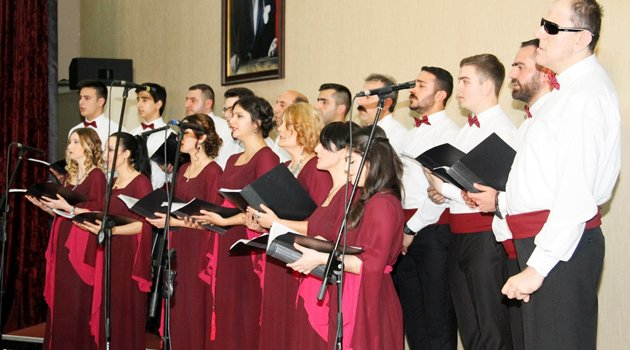 Konsevatuvar öğrencilerinden muhteşem konser