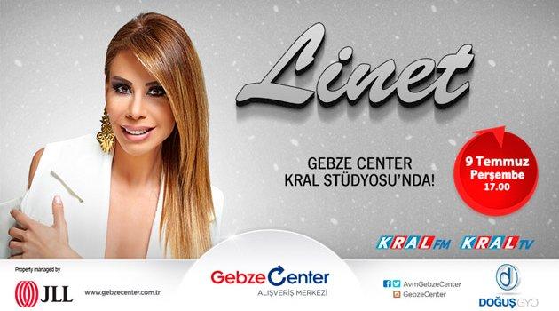 Linet Gebze Center Kral'da