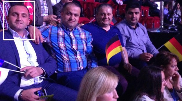 MHP'li başkan FETÖ için Almanya'ya gitmiş