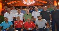 Futbol antrenörlerinden 'teşekkür' yemeği
