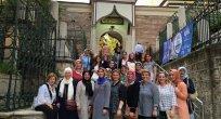 AK Parti İl kadın Kolları Bursa Turu